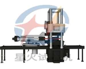 1000T电液伺服橡胶支座压剪试验机   安徽