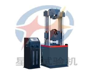 WES-1000数显材料万能压力测试机