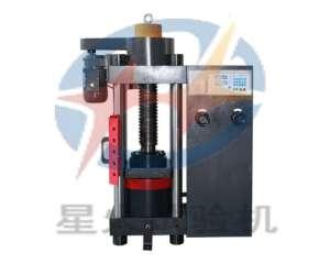 1000kN数显式压力试验机(电动丝杠)