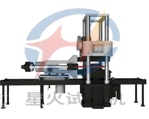 盆式橡胶支座压剪试验机