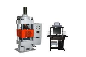 全自动微机抗压强度试验机操作步骤