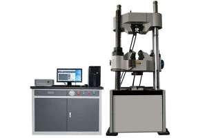 微机电液伺服压力试验机的三大功能