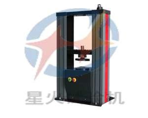 电子压力试验机的安装事项及检查事项