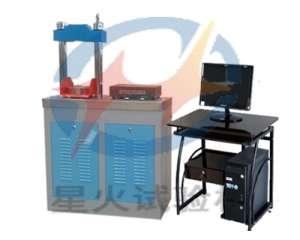 300B恒应力压力试验机  水泥块抗压强度 压缩  微机控制 YAW 河北